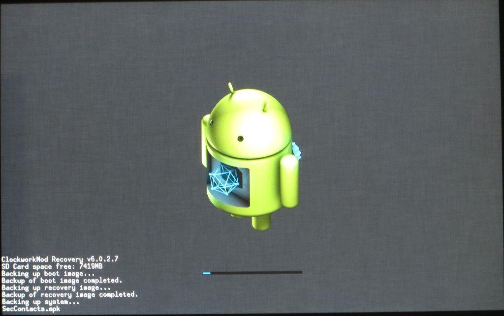 SlimROM auf Samsung Galaxy Tab 2 10 1